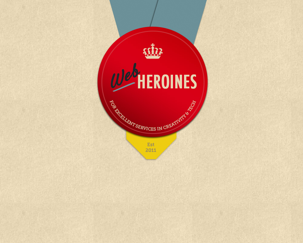 Web Heroines - a non-profit for women in design & tech